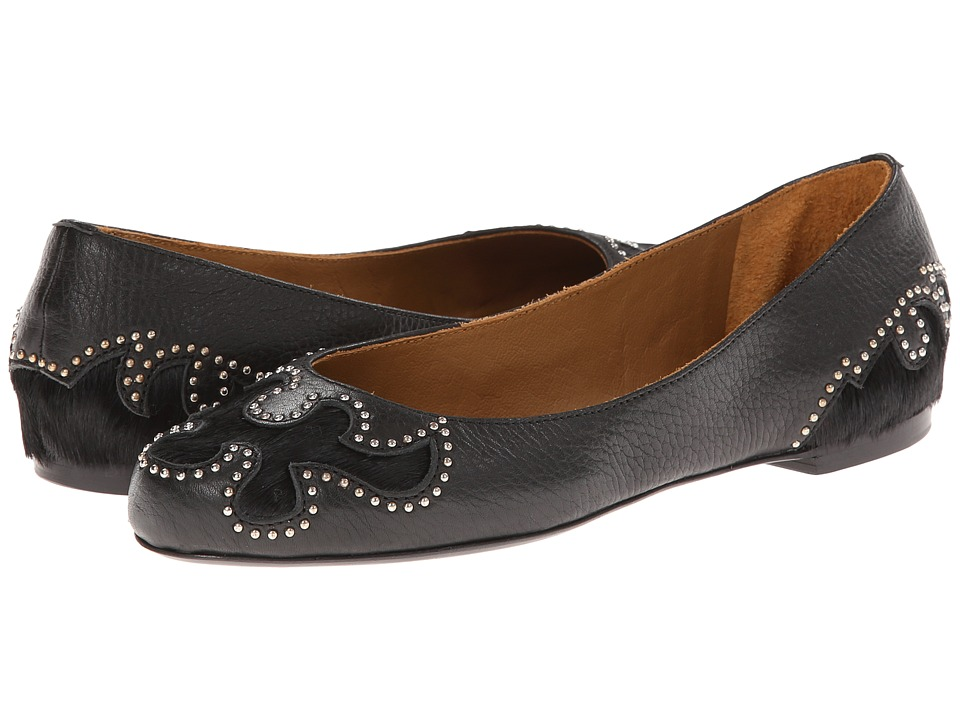 See by Chloe - SB23040 (Black Shaved Calf) Women's Flat Shoes
