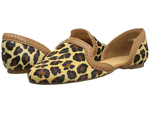 Jack Rogers - Contessa Haircalf (Leopard) Women