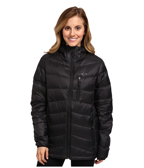 Oakley - Juliett Down Jacket (Jet Black) Women's Coat