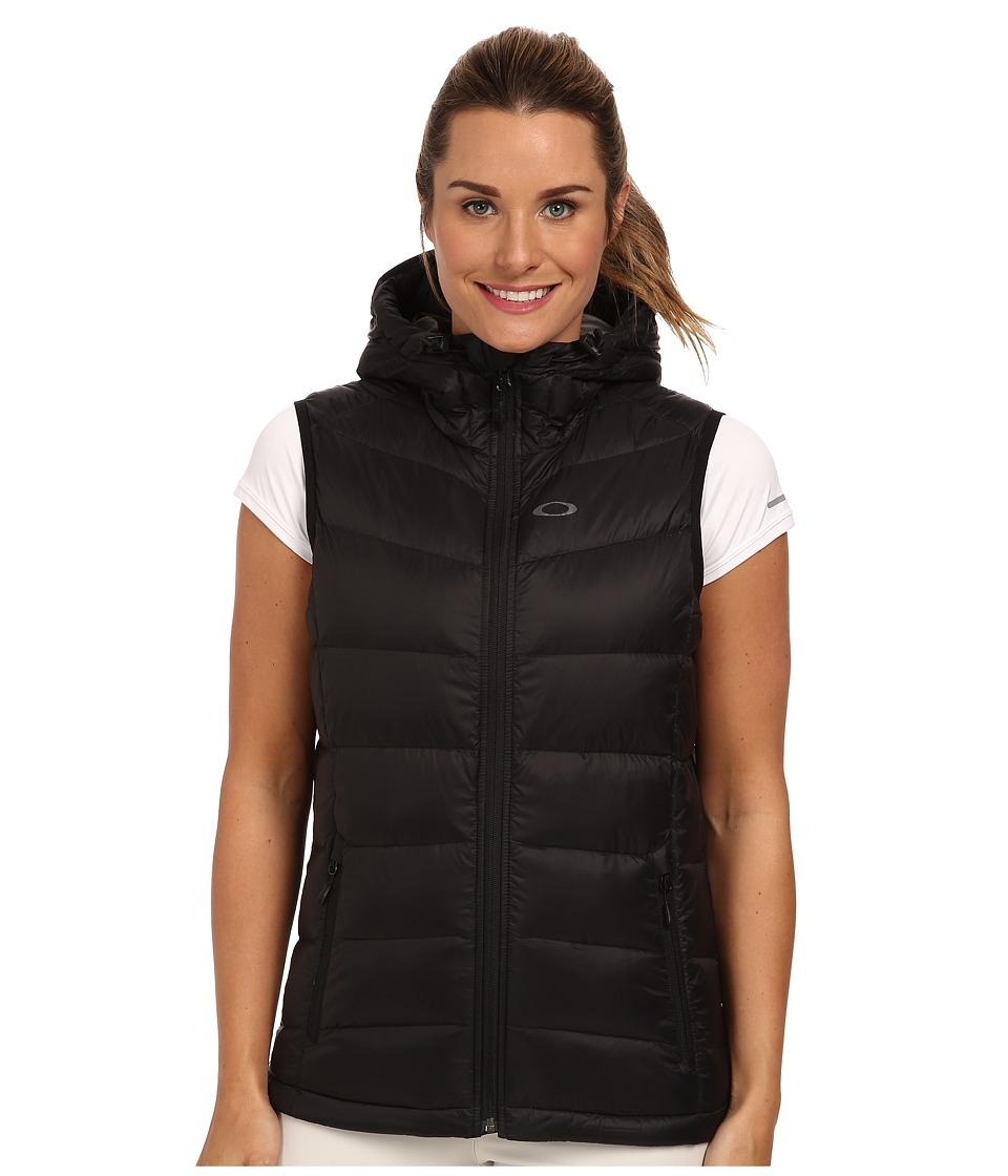 Oakley - Juliett Down Vest (Jet Black) Women's Vest