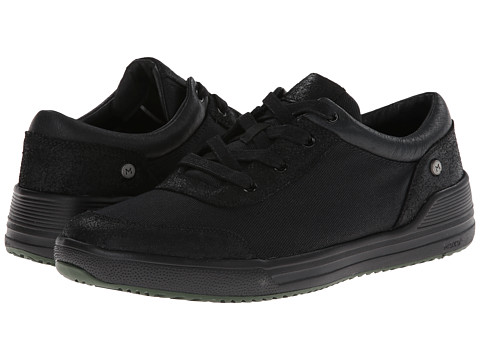 MOZO - The Natural Low - Canvas (Black) Men