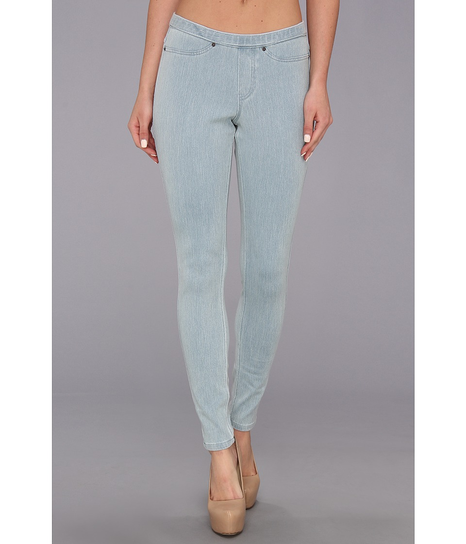 HUE - Original Jeanz Legging (Chambray 2) Women's Casual Pants