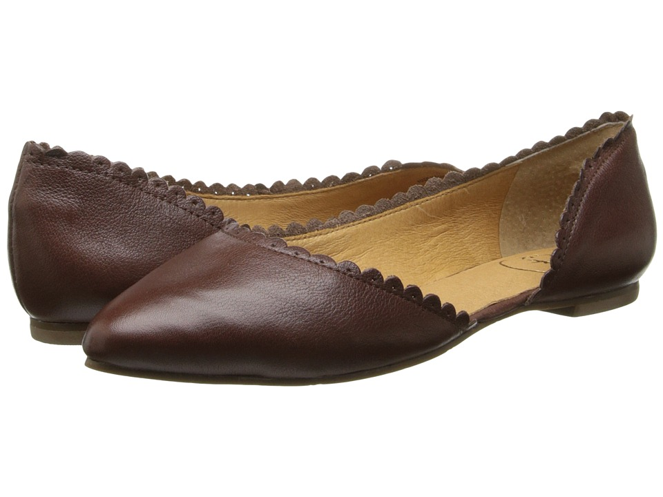 Jack Rogers - Chantel (Chestnut) Women