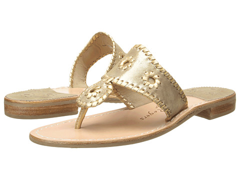 Jack Rogers - Stardust (Gold) Women's Shoes