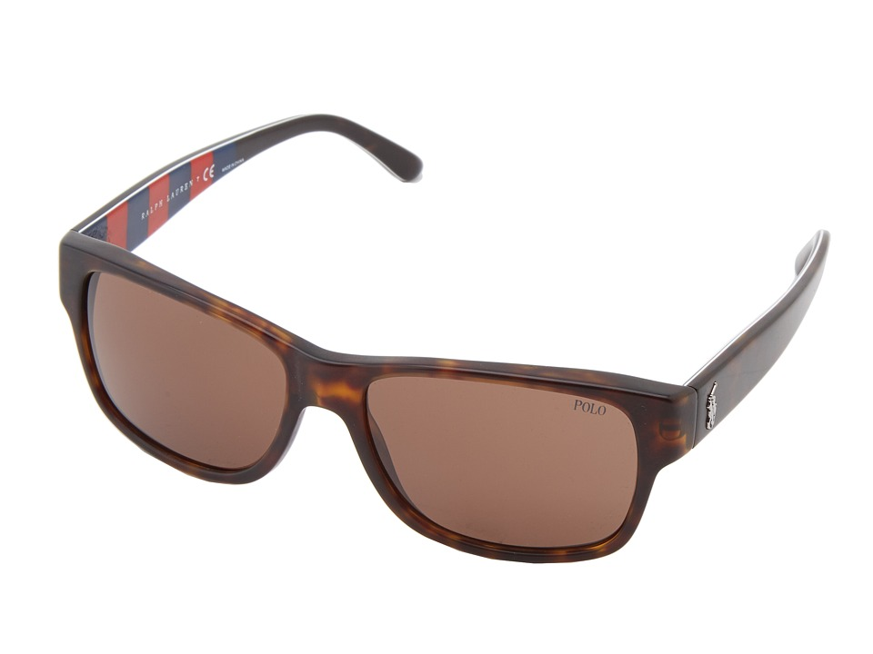 Polo Ralph Lauren - 0PH4083 (Vintage Tortoise) Fashion Sunglasses