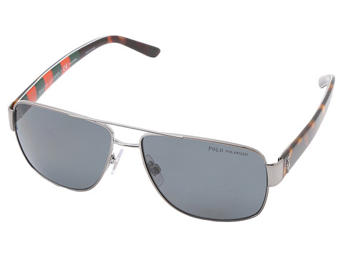 Polo Ralph Lauren - 0PH3085 (Polar Grey) Fashion Sunglasses