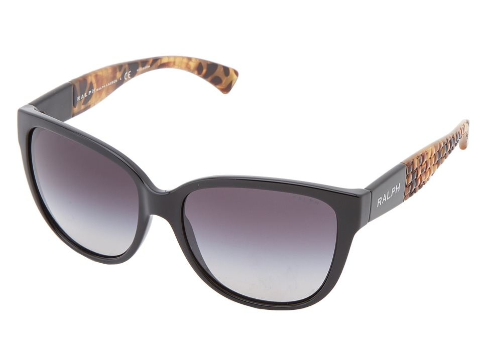 Ralph by Ralph Lauren - 0RA5181 (Black Gray Gradient) Fashion Sunglasses