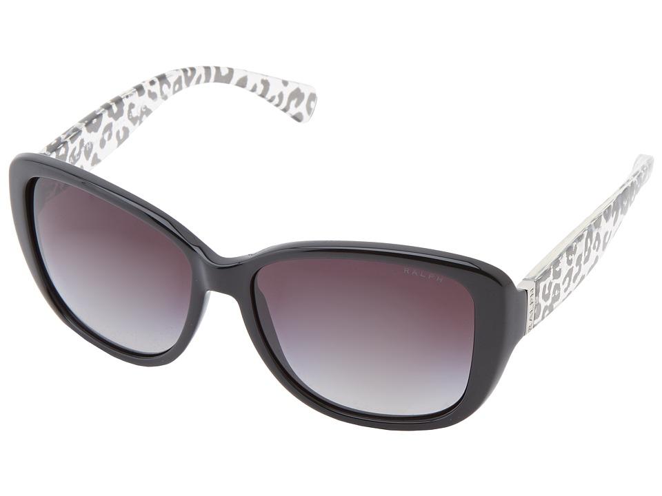 Ralph by Ralph Lauren - 0RA5182 (Black Gray Gradient) Fashion Sunglasses