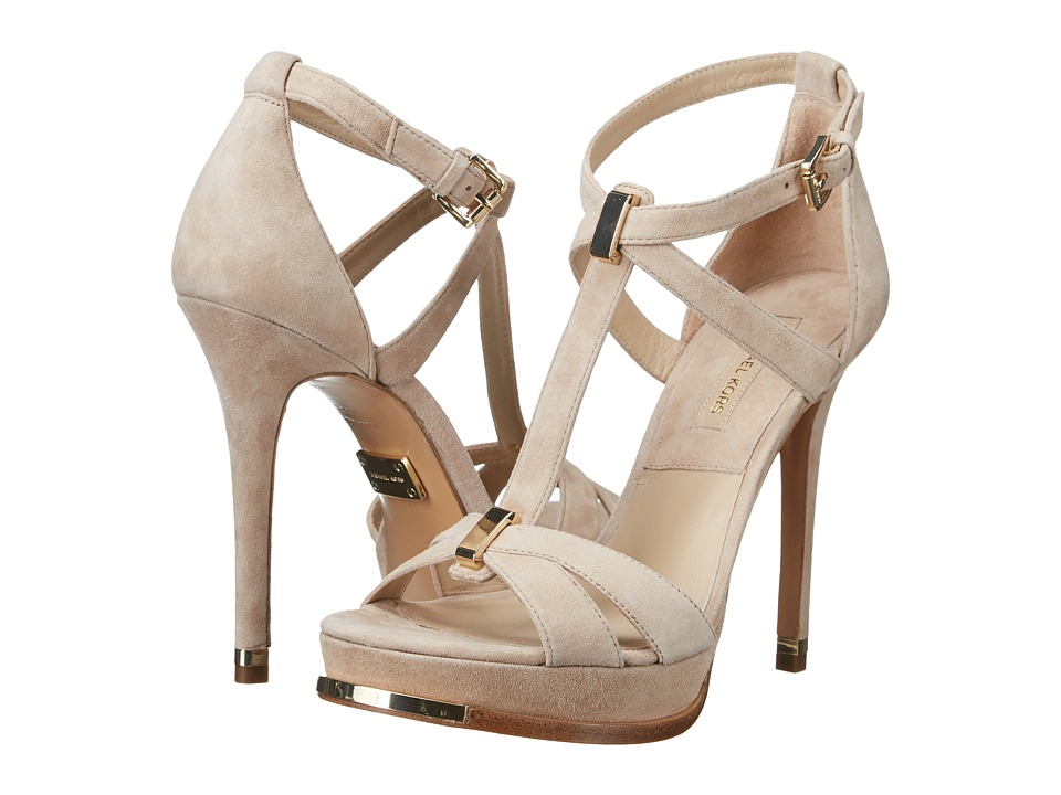 Michael Kors - Leandra (Nude) High Heels