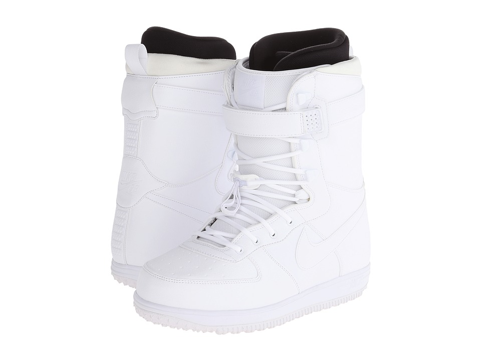 Nike SB - Zoom Force 1 (White/White/White) Men