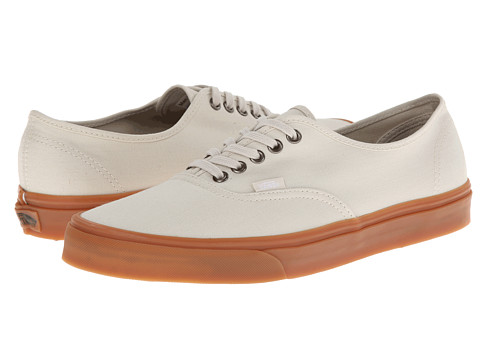 Vans - Authentic ((Gumsole) Birch) Skate Shoes