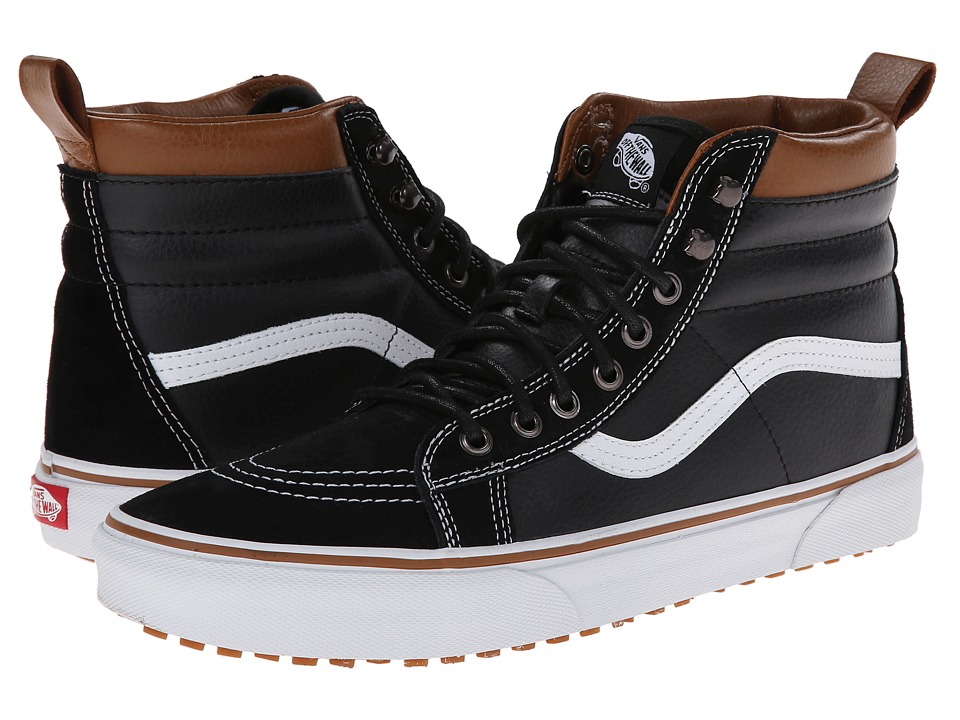 Vans - SK8-Hi MTE ((MTE) Black/True White) Skate Shoes