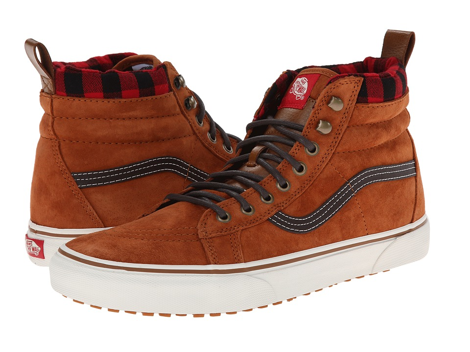 Vans - SK8-Hi MTE ((MTE) Glazed Ginger) Skate Shoes