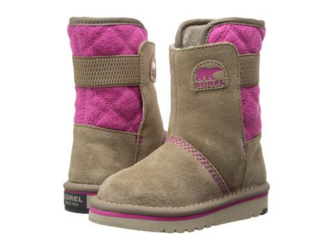 SOREL Kids - Newbie (Toddler/Little Kid) (Oxford Tan) Girls Shoes