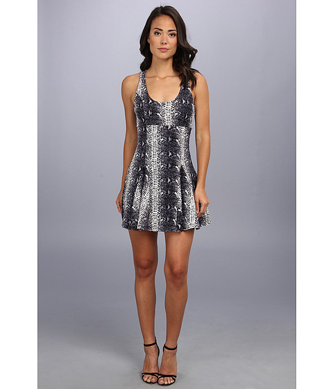 StyleStalker - Love Bite Dress (Multi) Women's Dress