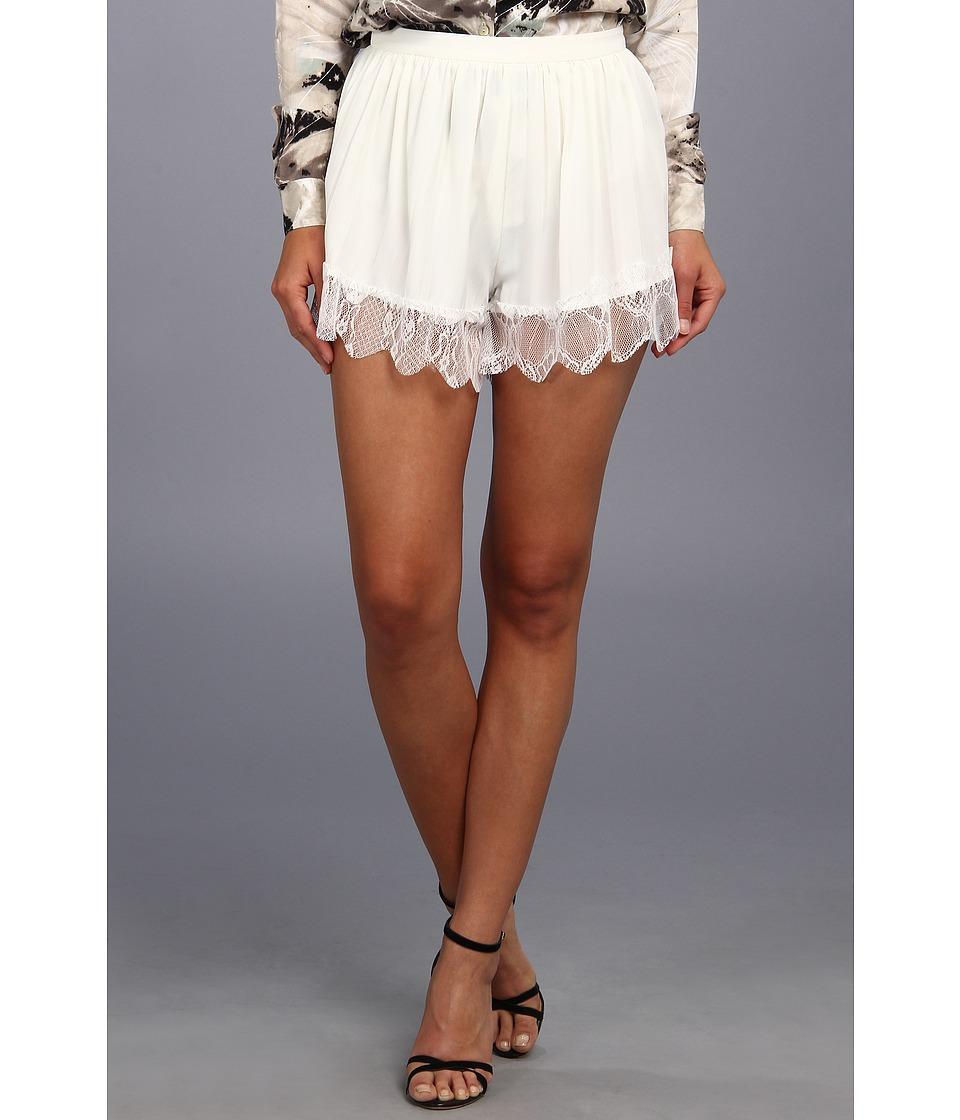 StyleStalker - Lover Skort (White) Women's Shorts