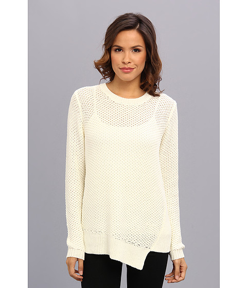 StyleStalker - Abandon Sweater (White) Women's Sweater