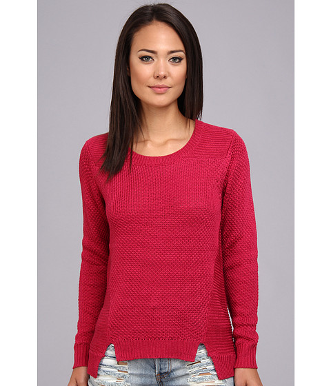StyleStalker - Cuddle Sweater (Berry) Women