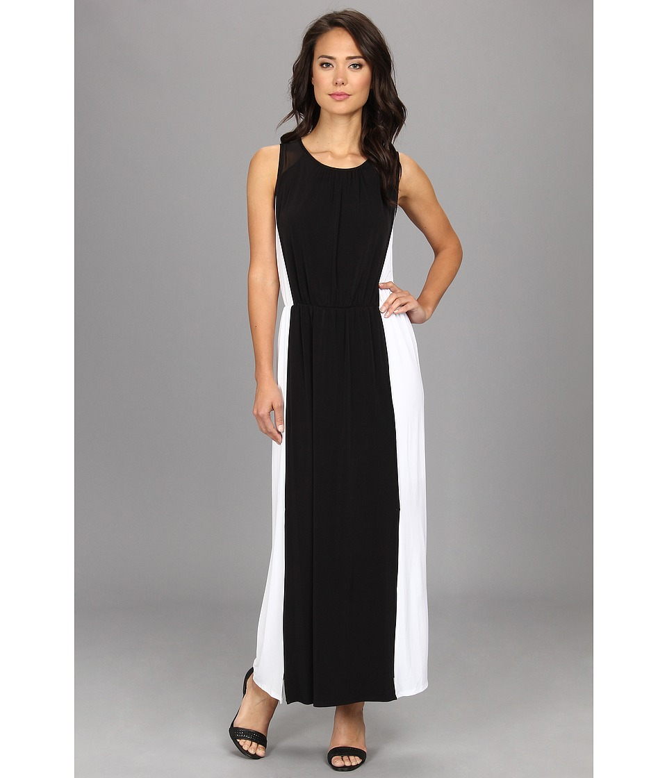 Kenneth Cole New York - Wendy Dress (Black/White) Women's Dress