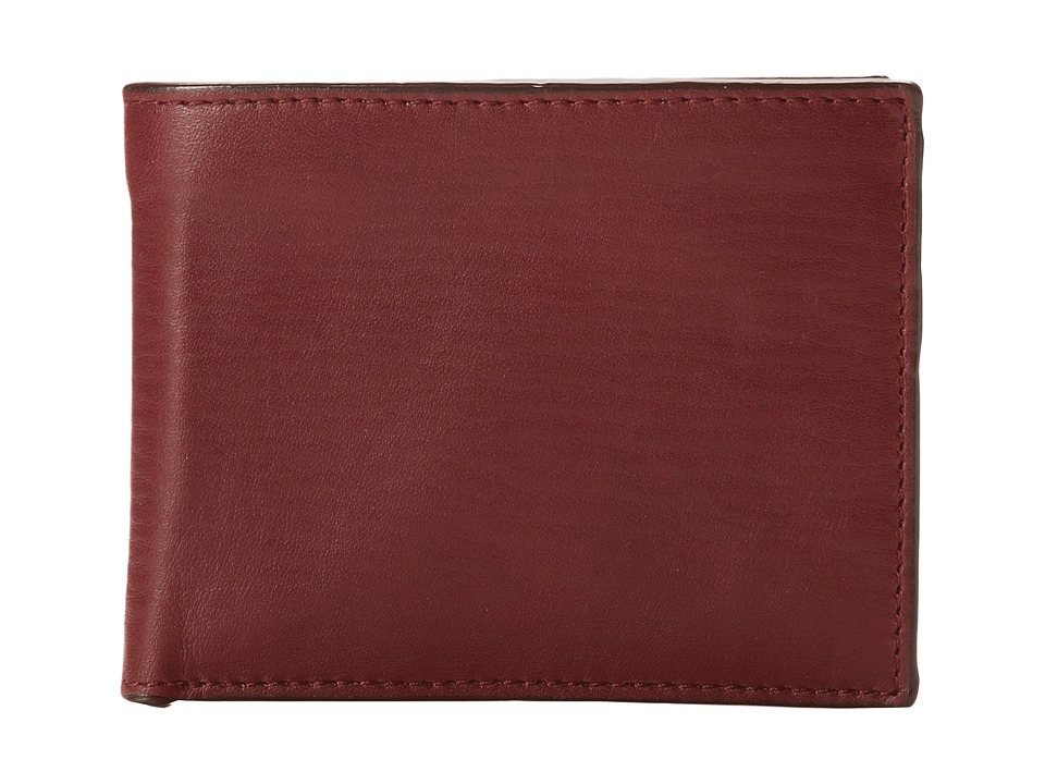 John Varvatos - Billfold 4450245 (Red) Bill-fold Wallet