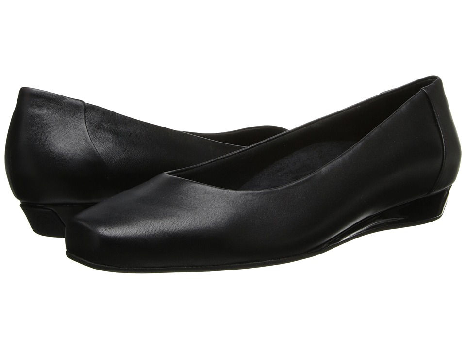VIONIC - Sonoma Low Wedge Pump (Black) Women's Shoes