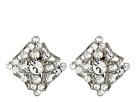 Nina J-E-Danelle (Silver/Crystal) Earring
