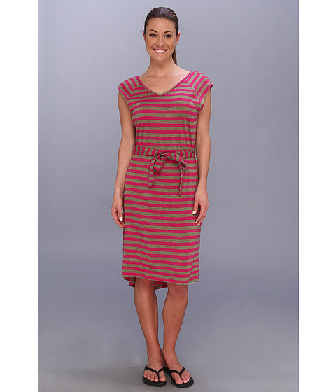 Smartwool - Strip Maybell Dress Smu (Berry) Women