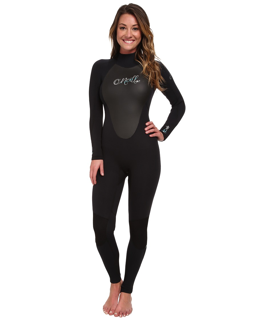 O'Neill - EPIC 4/3 (Black/Black/Black) Women's Wetsuits One Piece