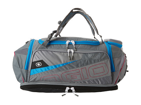 OGIO - Endurance 9.0 Bag (Grey/Electric) Duffel Bags