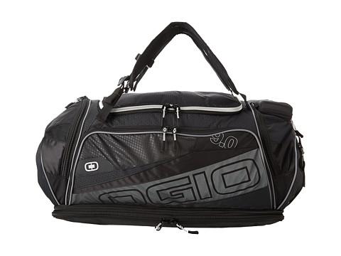 OGIO - Endurance 9.0 Bag (Black/Silver) Duffel Bags