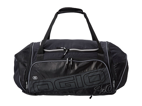 OGIO - Endurance 4.0 Bag (Black/Silver) Bags