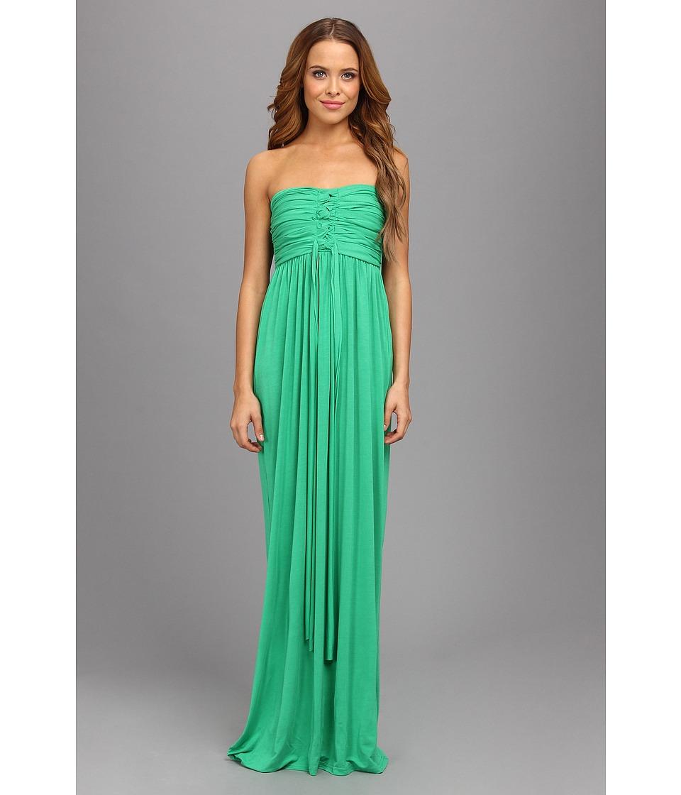 Culture Phit - Liliana Maxi Dress (Green) Women's Dress