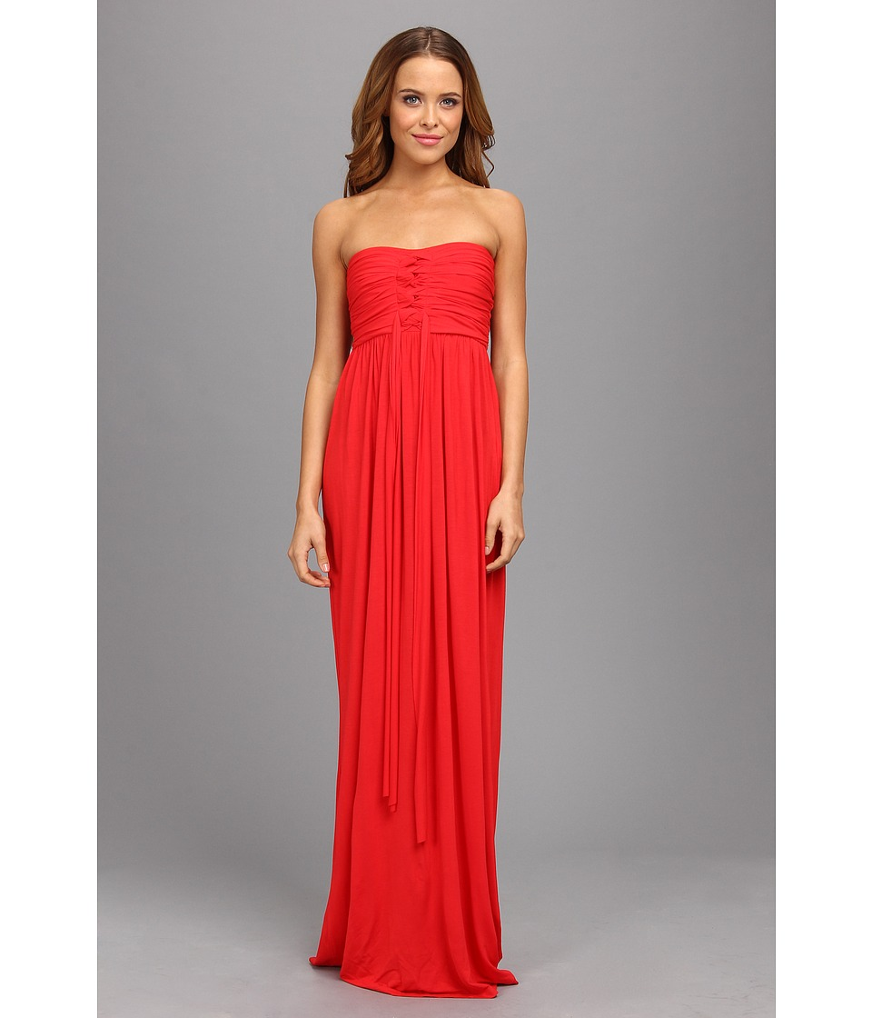 Culture Phit - Liliana Maxi Dress (Red) Women's Dress