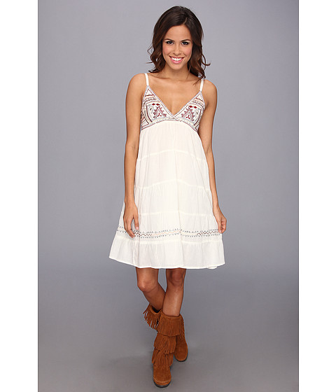 Scully - Cantina Kristin Summer Dress (Natural) Women