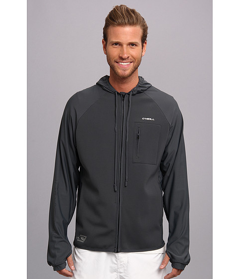 O'Neill - Supertech Jacket (Graphite/Graphite) Men's Jacket