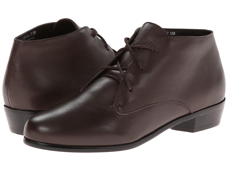 David Tate - Boston (Brown) Women's Shoes