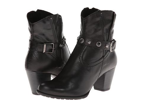 David Tate - Ramona (Black Calf) Women's Shoes