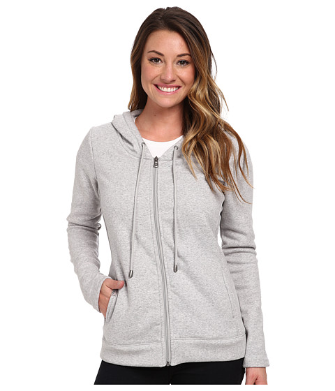 UGG - Benson Hoodie (Seal Heather) Women's Sweatshirt