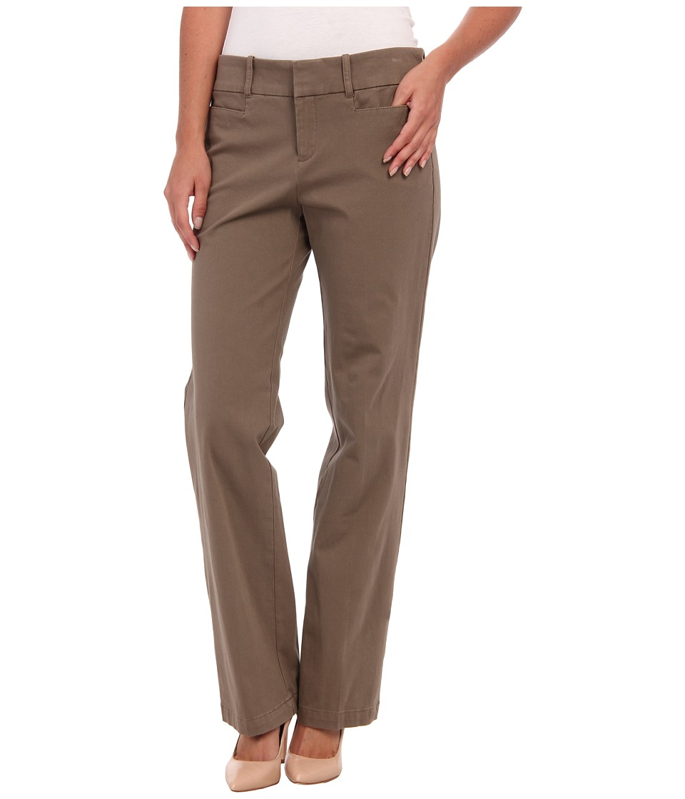 Dockers Misses - The Ideal Pant (Cedar Ash) Women's Casual Pants