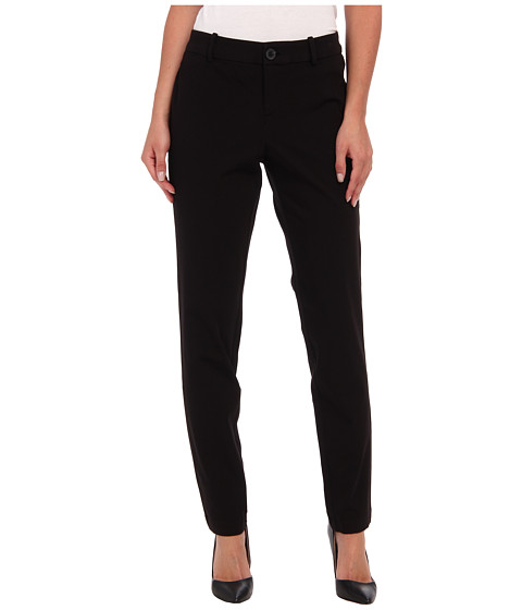 Dockers Misses - The Ideal Slim Pant (Black) Women