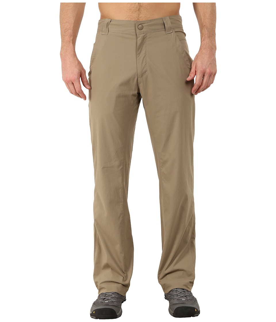 Royal Robbins Traveler Stretch Pant (Burro) Men