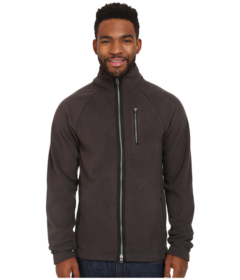 Royal Robbins - Gunnison Full Zip (Charcoal) Men