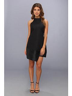 SALE! $71.99 - Save $88 on StyleStalker Quilted Shift Dress (Black) Apparel - 55.01% OFF $160.00