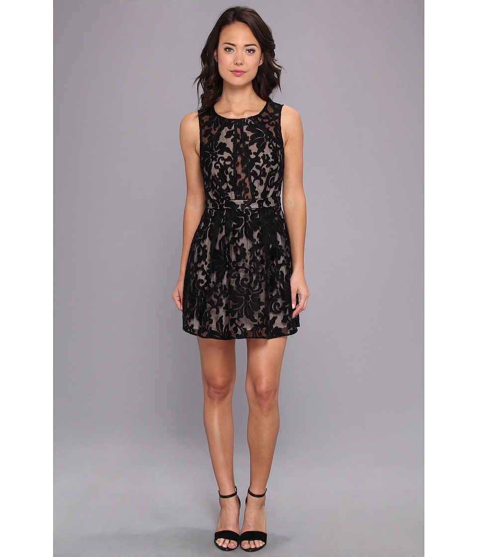 StyleStalker - Firebird Dress (Black) Women's Dress