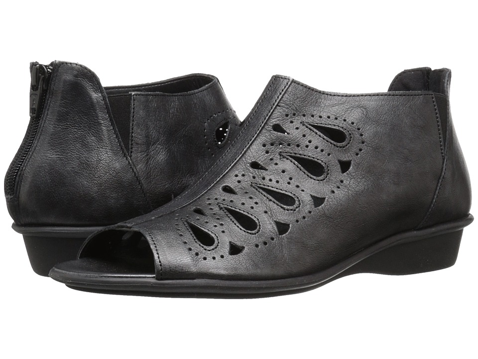 Sesto Meucci - Ever (Black Oyster Met) Women's Shoes