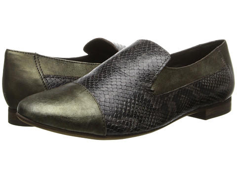 Sesto Meucci - Lavena (Grey Senna Prt/Mouse Oyster Metal) Women's Shoes