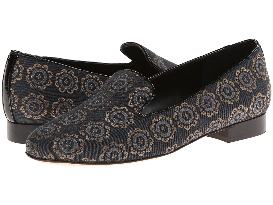 Vaneli Arlen (Anthracite Domin Fabric/Black Mag Patent) Women