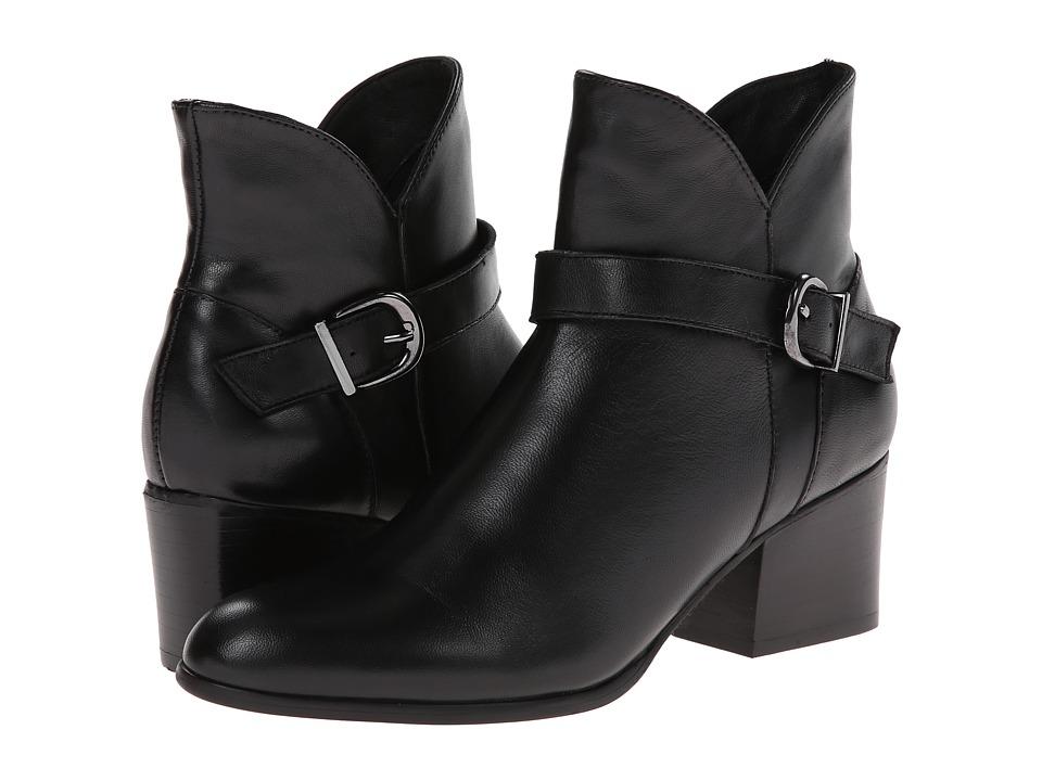 Vaneli - Carly (Black Nappa/Mtch Zip/Gunmetl Buckle) Women's Shoes