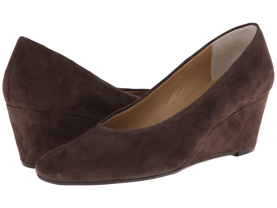 Vaneli - Dilys (Fango Suede/Cappuccino S&L) Women's Shoes