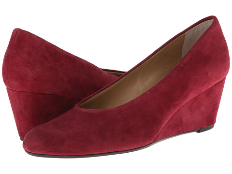 Vaneli - Dilys (Opera Red Suede) Women's Shoes